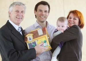 Mit der Wohnraumfinanzierung zum Eigenheim