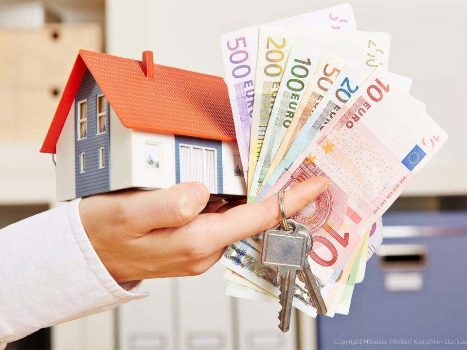 Symbolbild Hausfinanzierung