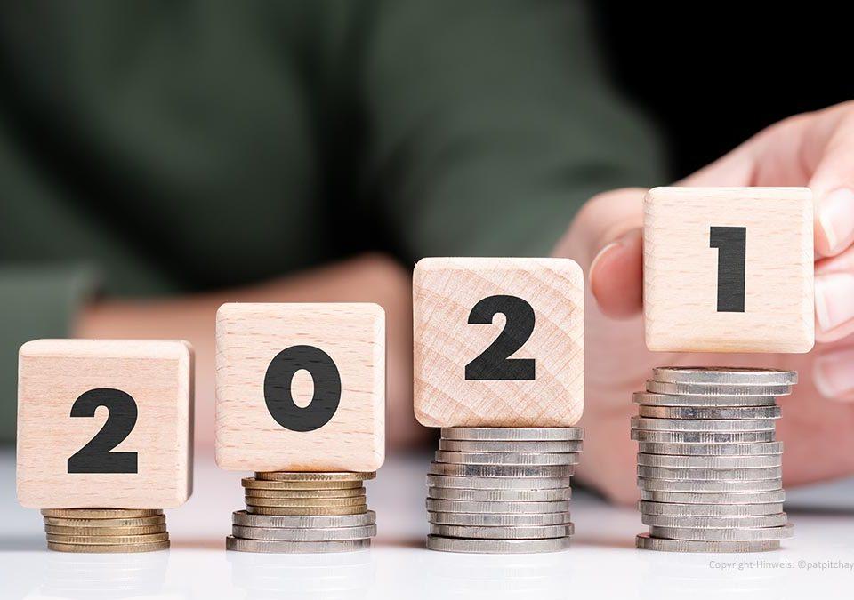 Geldanlage 2021