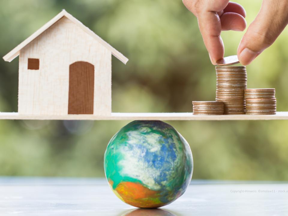 Nachhaltige Baufinanzierung