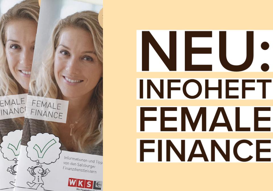 Infoheft Female Finance
